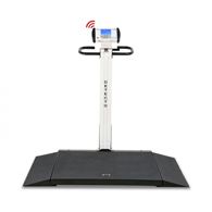 Detecto 6550 Portable Folding Wheelchair Scale