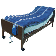 Drive 14025N Med Aire Low Air Loss Mattress Overlay System w/ APP-5""