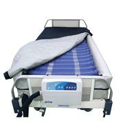 Drive 14029DP Med Aire Plus Defined Perimeter Mattress System-8""