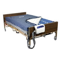 Drive 14048 Med Aire Plus Bariatric Low Air Loss Mattress System