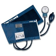 Omron 11-200 Adult Standard Aneroid with Nylon Cuff-Blue